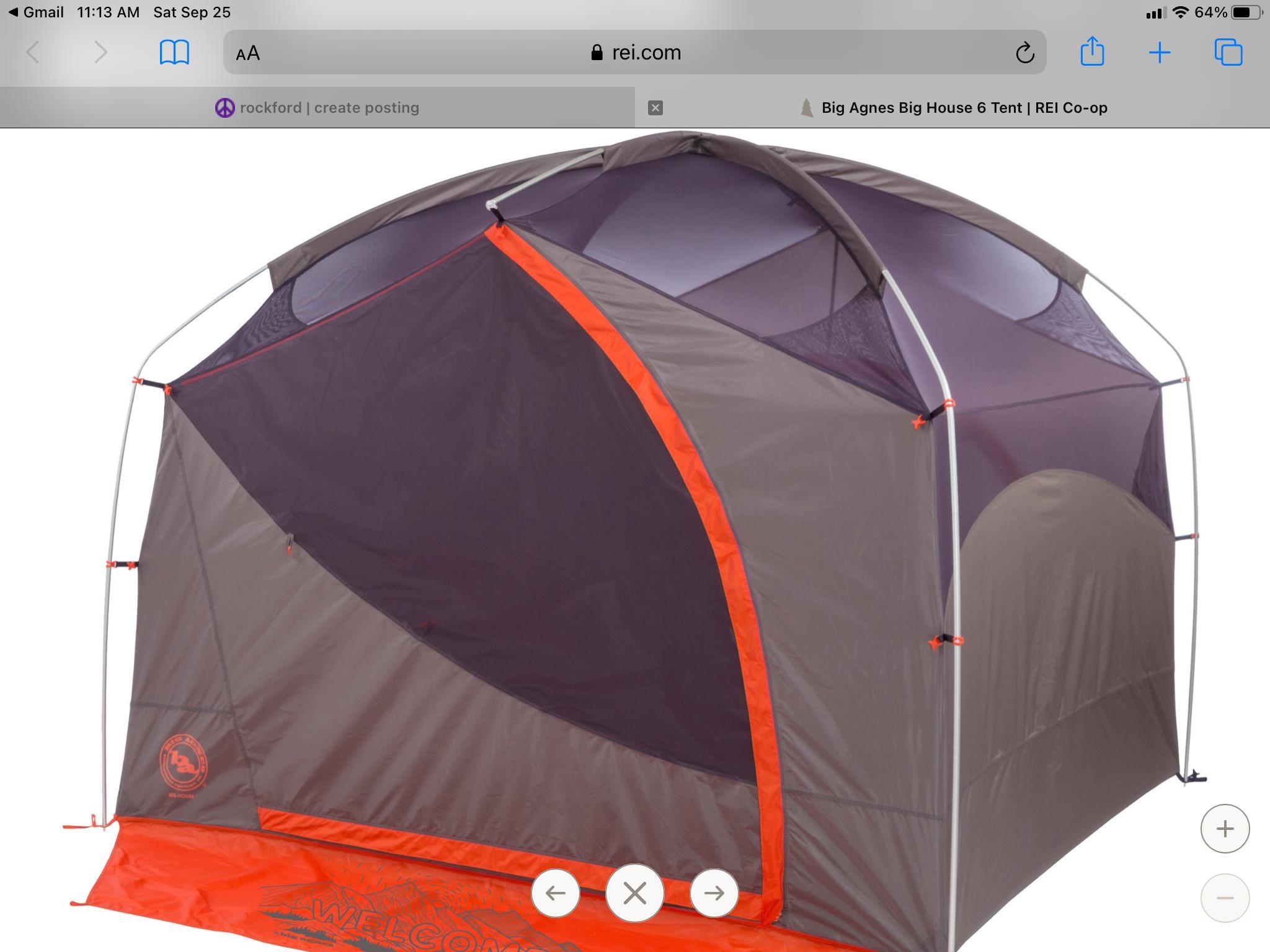 Big House Tent