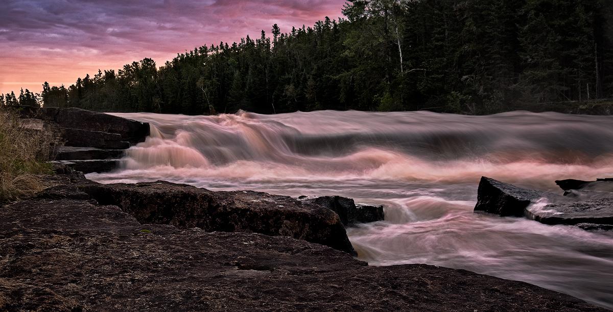 Mikiaimi Falls