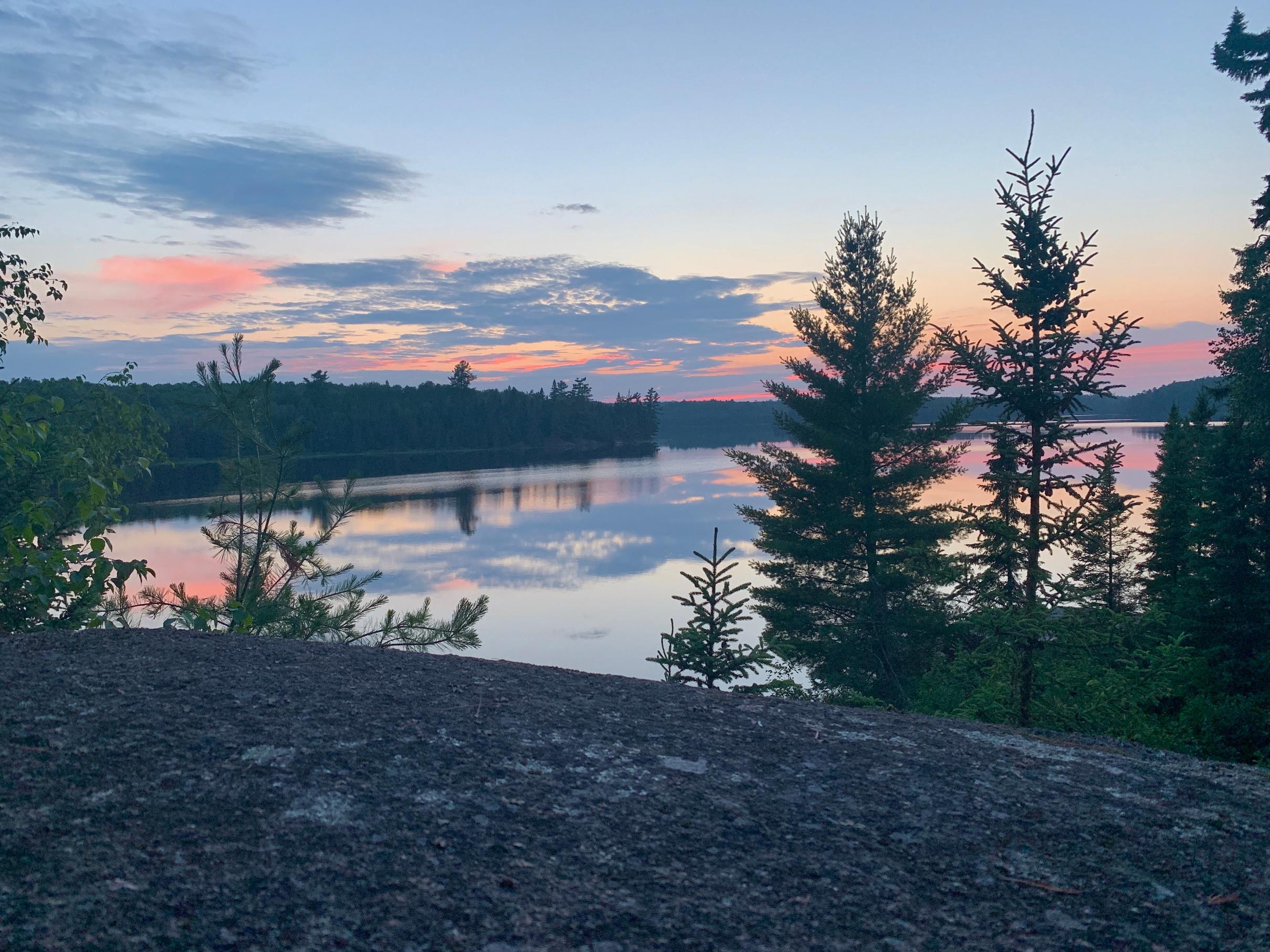 Shell Lake Overlook