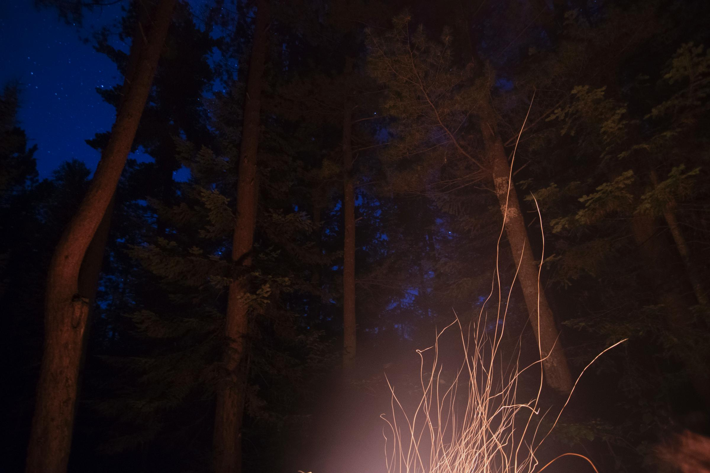 Baker Lake Campsite#1