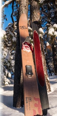 Alti Hok Ski/Snowshoes