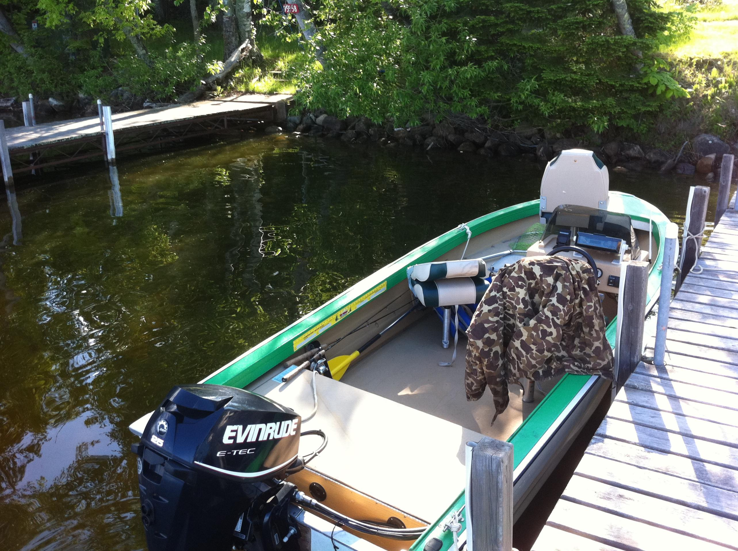 BWCA Evinrude E-Tec vs  Merc 4-stroke Boundary Waters