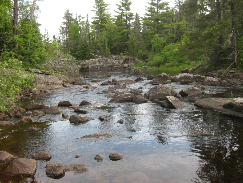 Lake One Rapids