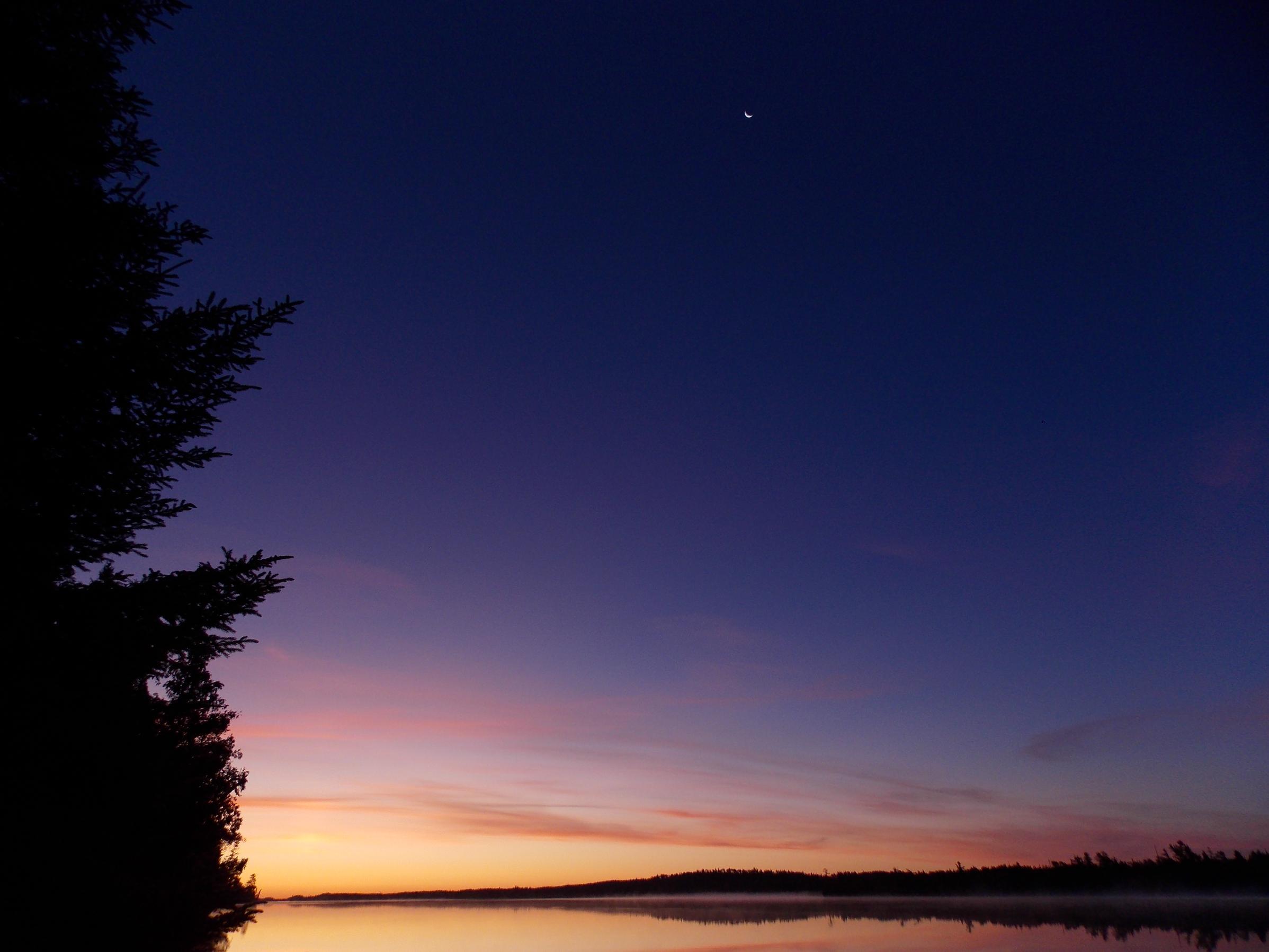 Brule sunrise