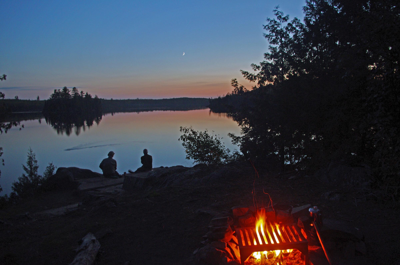 Ashigan campfire