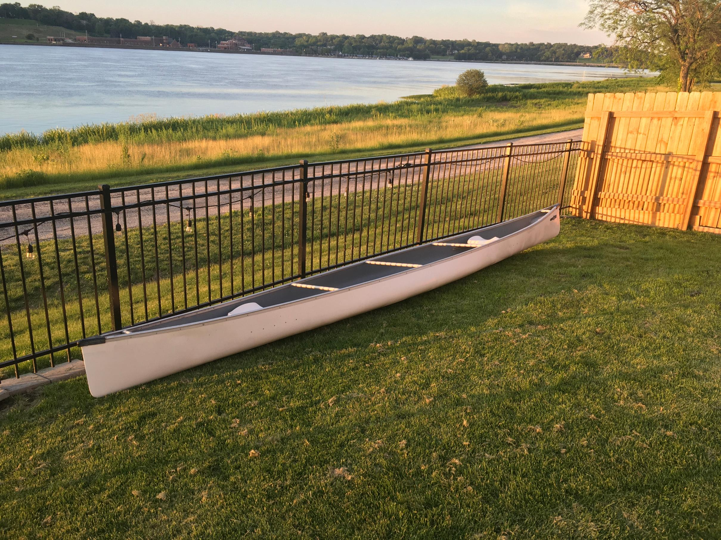 Sawyer Canoe