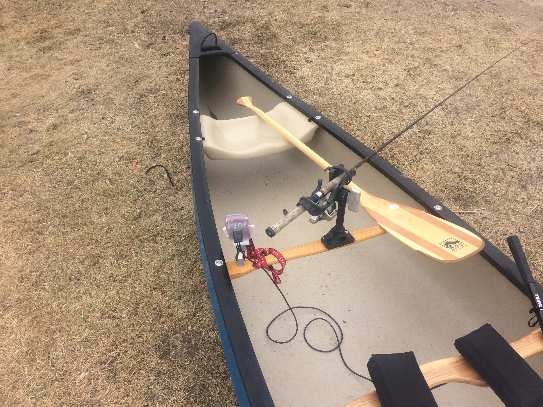 Diy Rod Holder For Canoe - DIY Campbellandkellarteam
