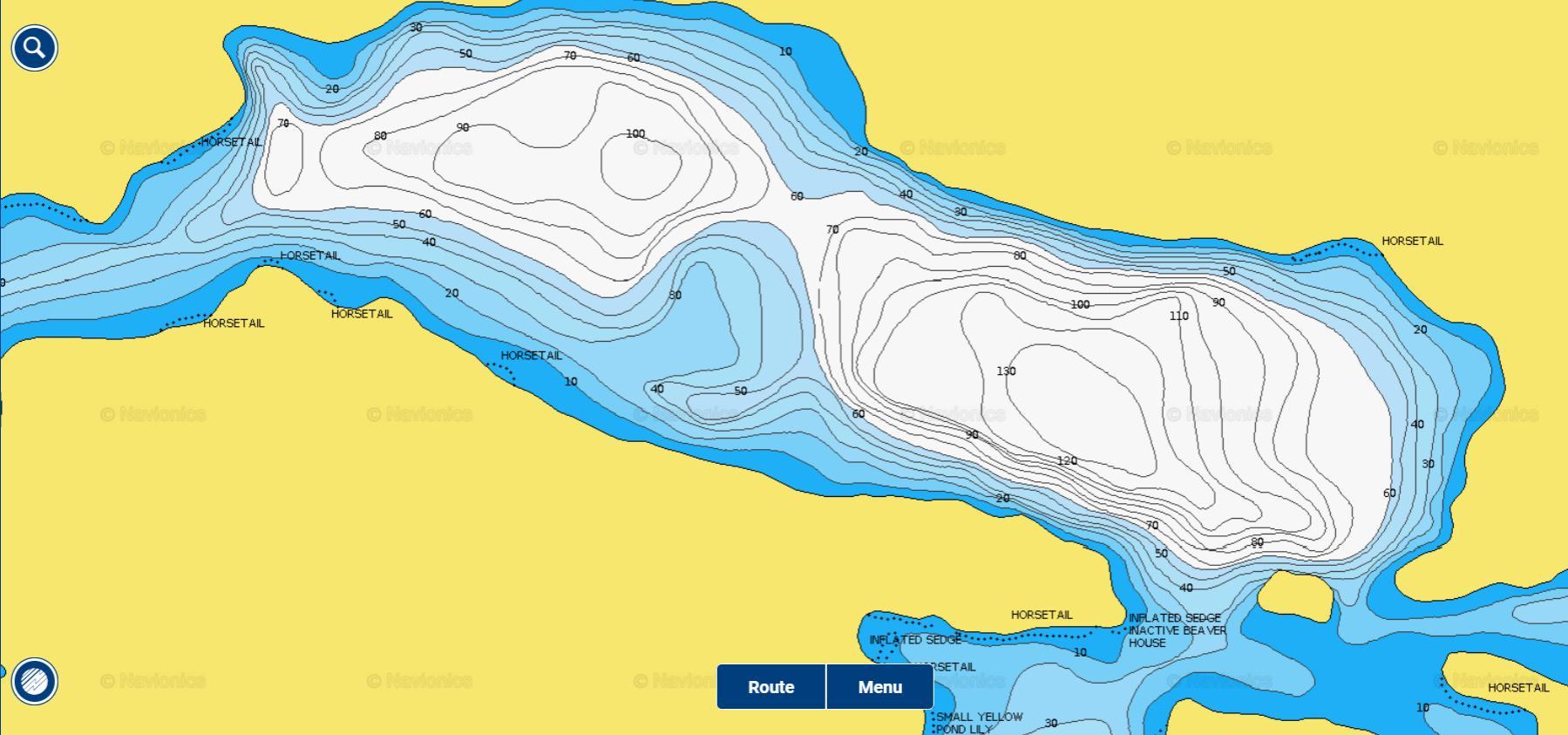 BWCA BW lake depth maps Boundary Waters Forum Map Of Bwca Lakes on map of mn lakes, map of ely lakes, map of minnesota lakes, map of eastern united states lakes, map of gunflint trail lakes,
