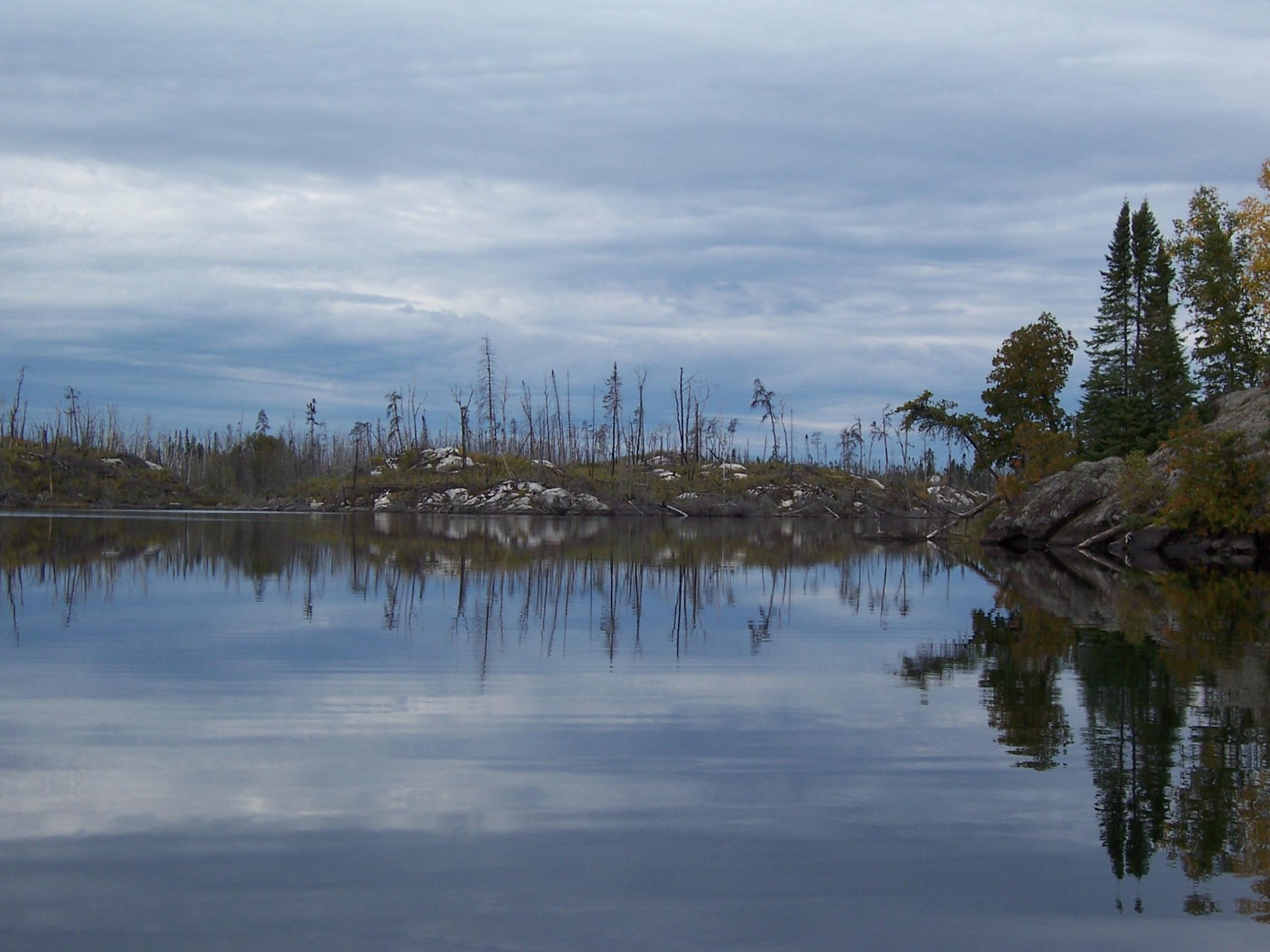 Crooked Lake Calm