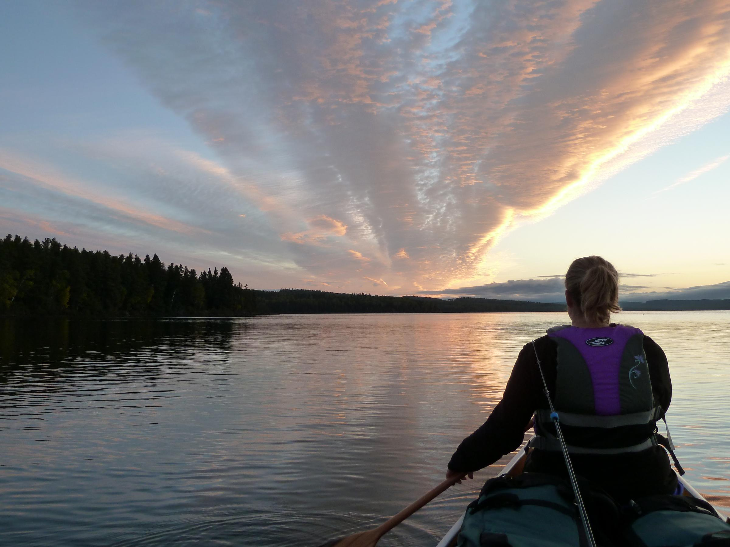 South Lake EP Sunrise