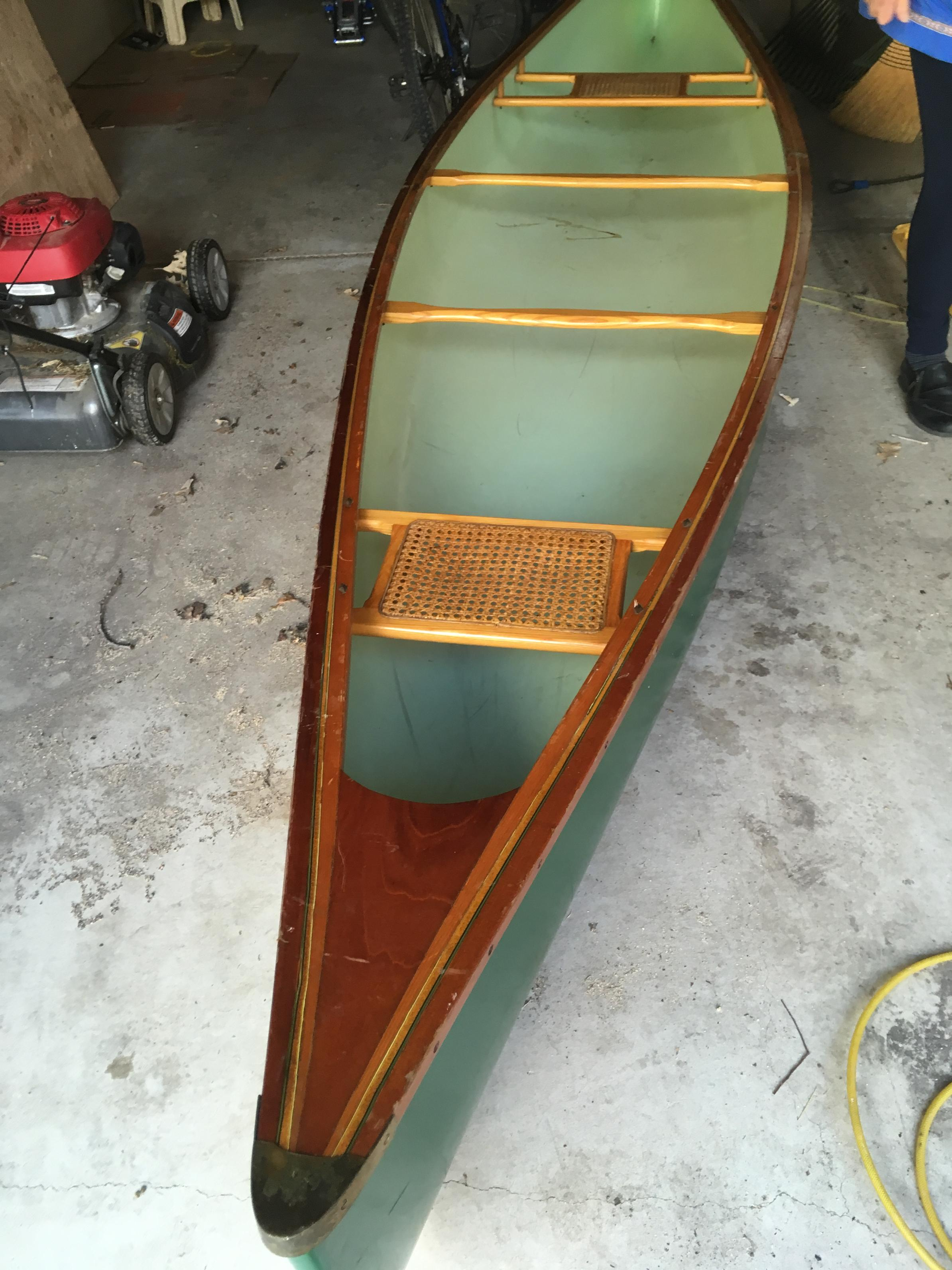 Bwca New Used Canoe Good Deal You Think Boundary Waters