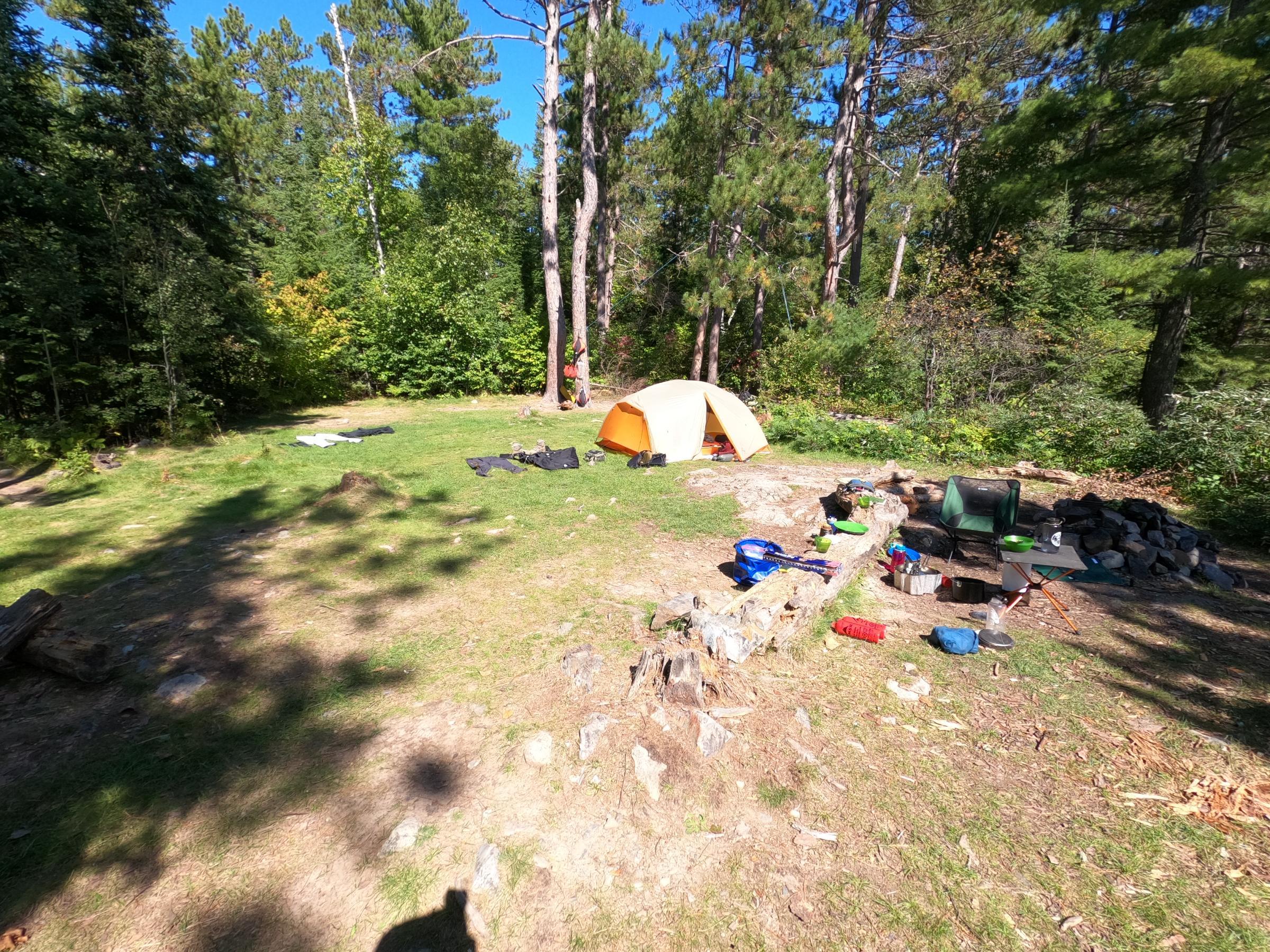 Campsite 1460