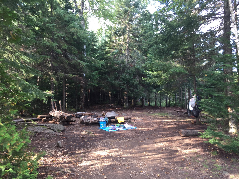 Smoke Lake Campsite