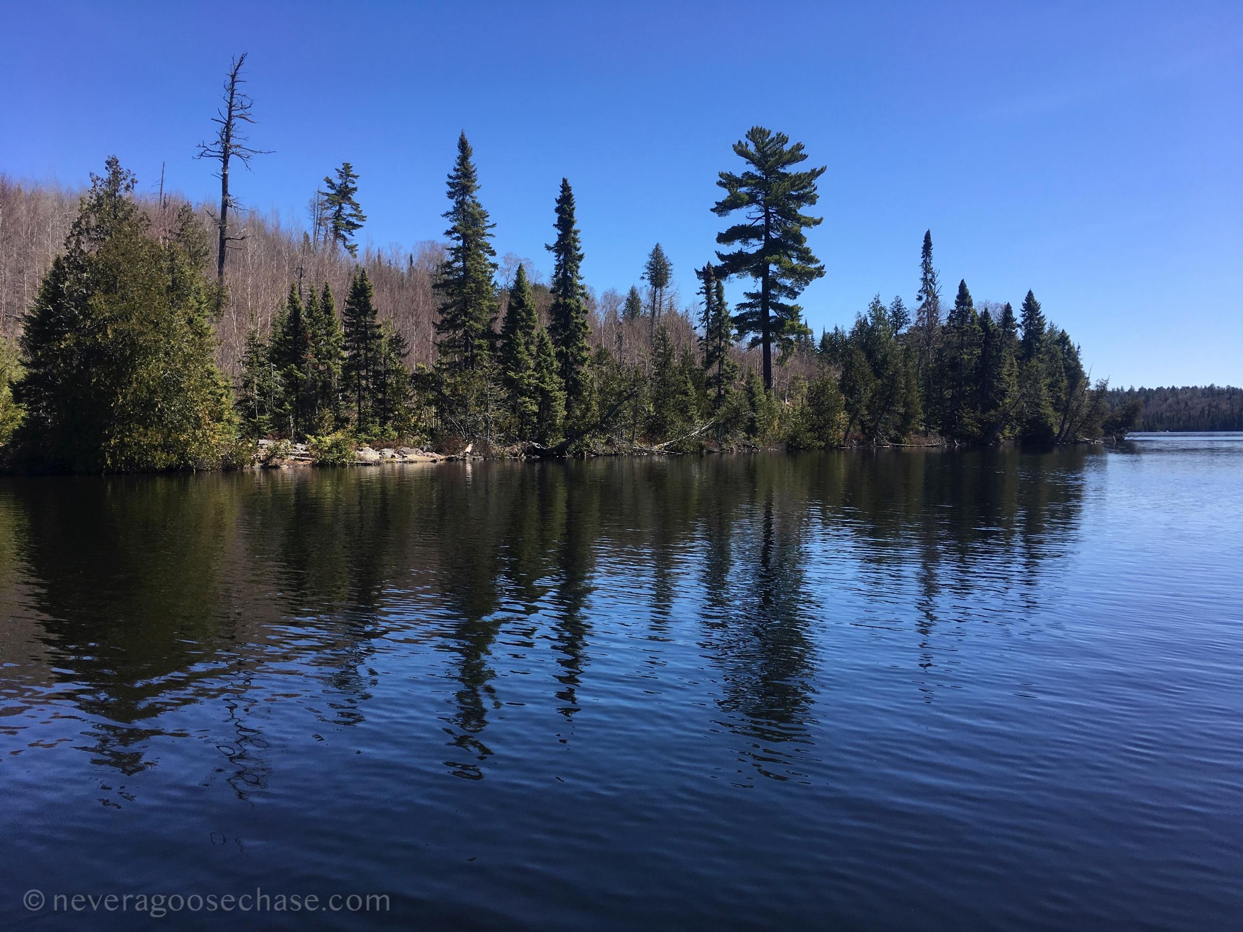 Little Trout Lake