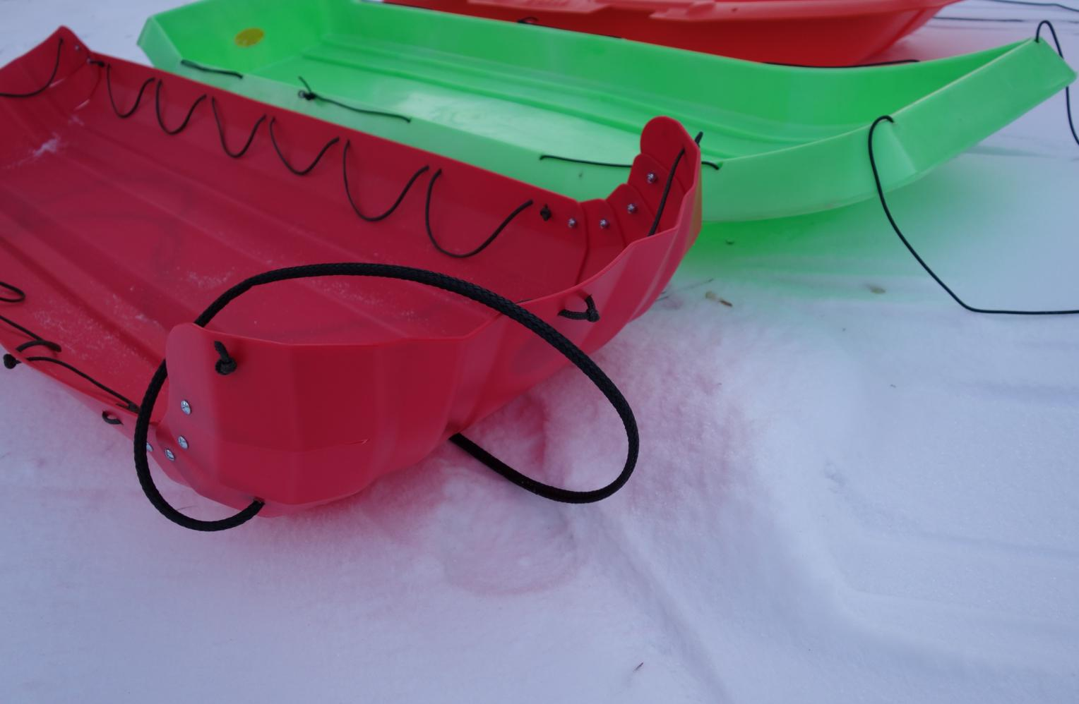 BWCA Siglin Sled Boundary Waters Winter Camping and Activities