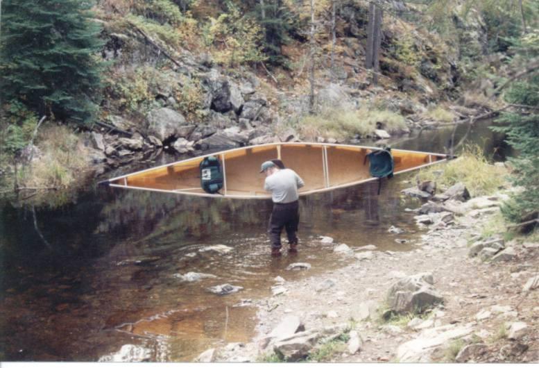 BWCA Used Kevlar Canoes Boundary Waters Gear Forum