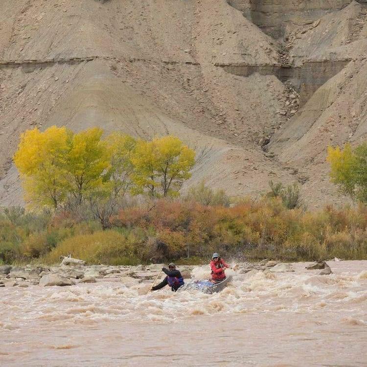 Swaseys Rapids Green River Utah