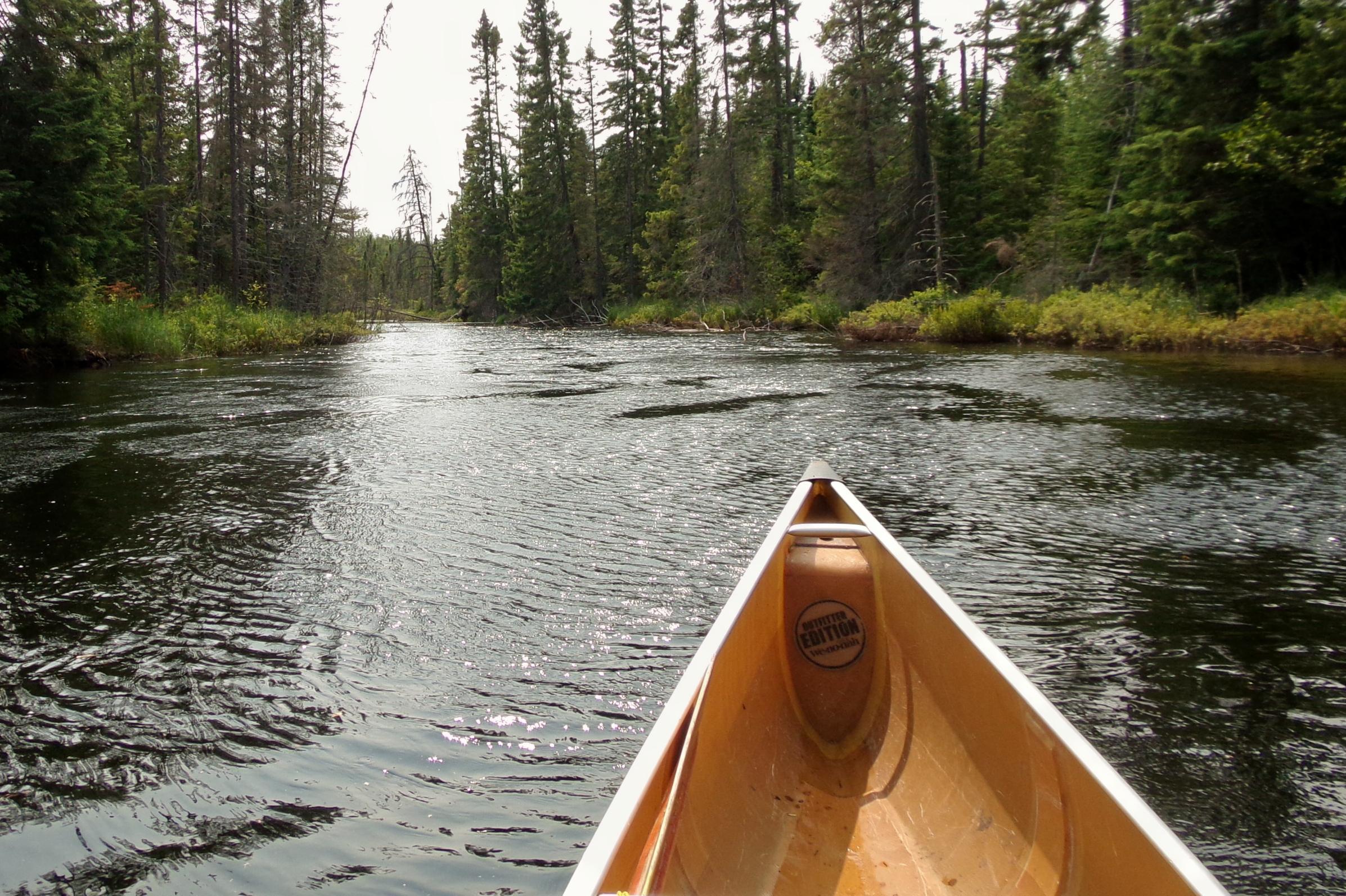 The Temperance River