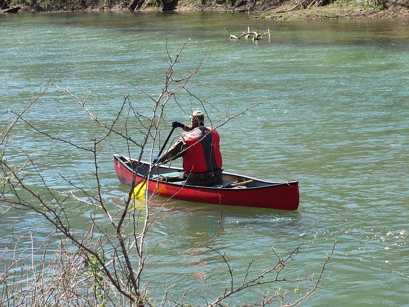 BWCA Wenonah Prospector 15 Royalex Question Boundary Waters