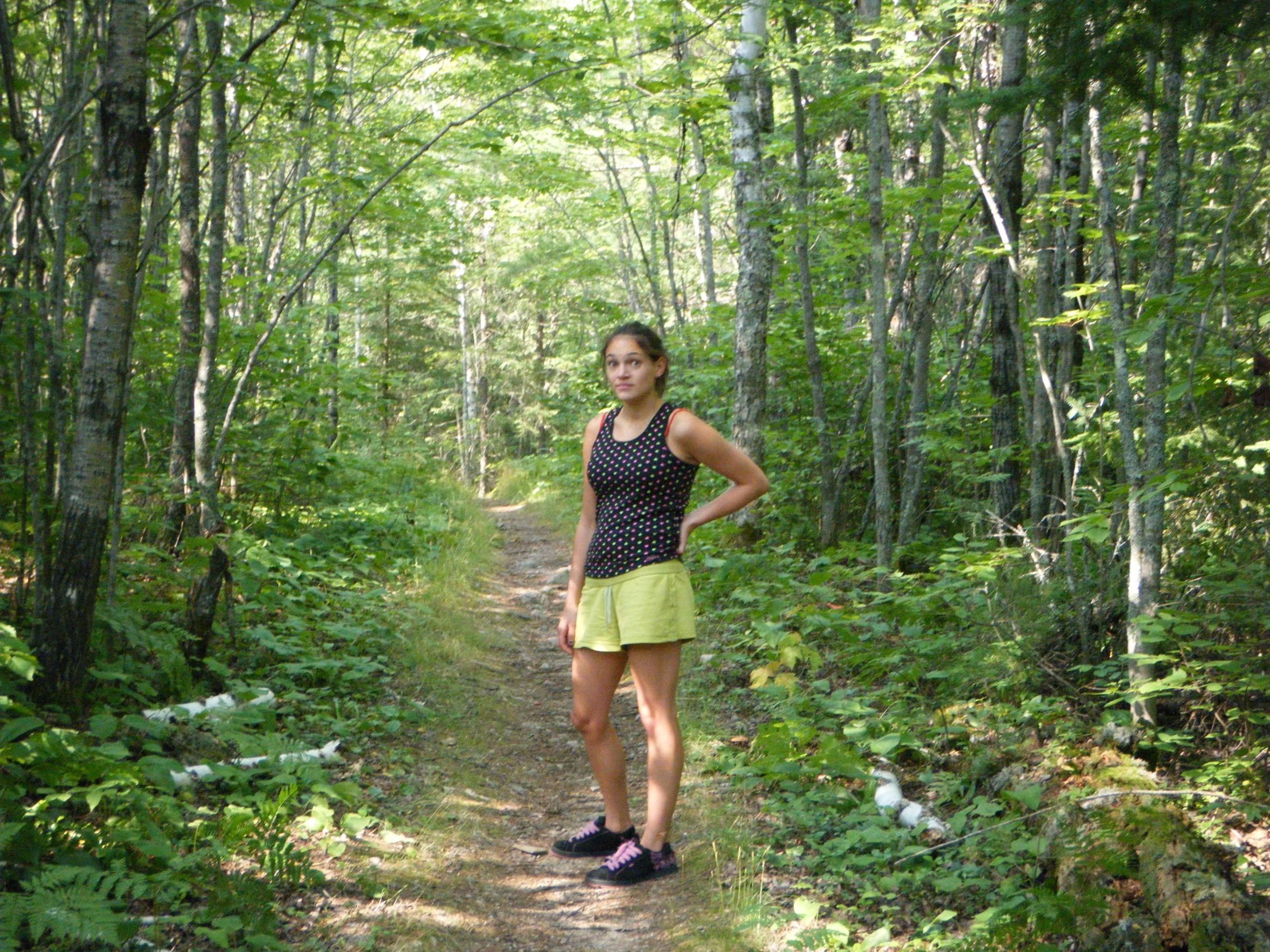 Stuart river trail