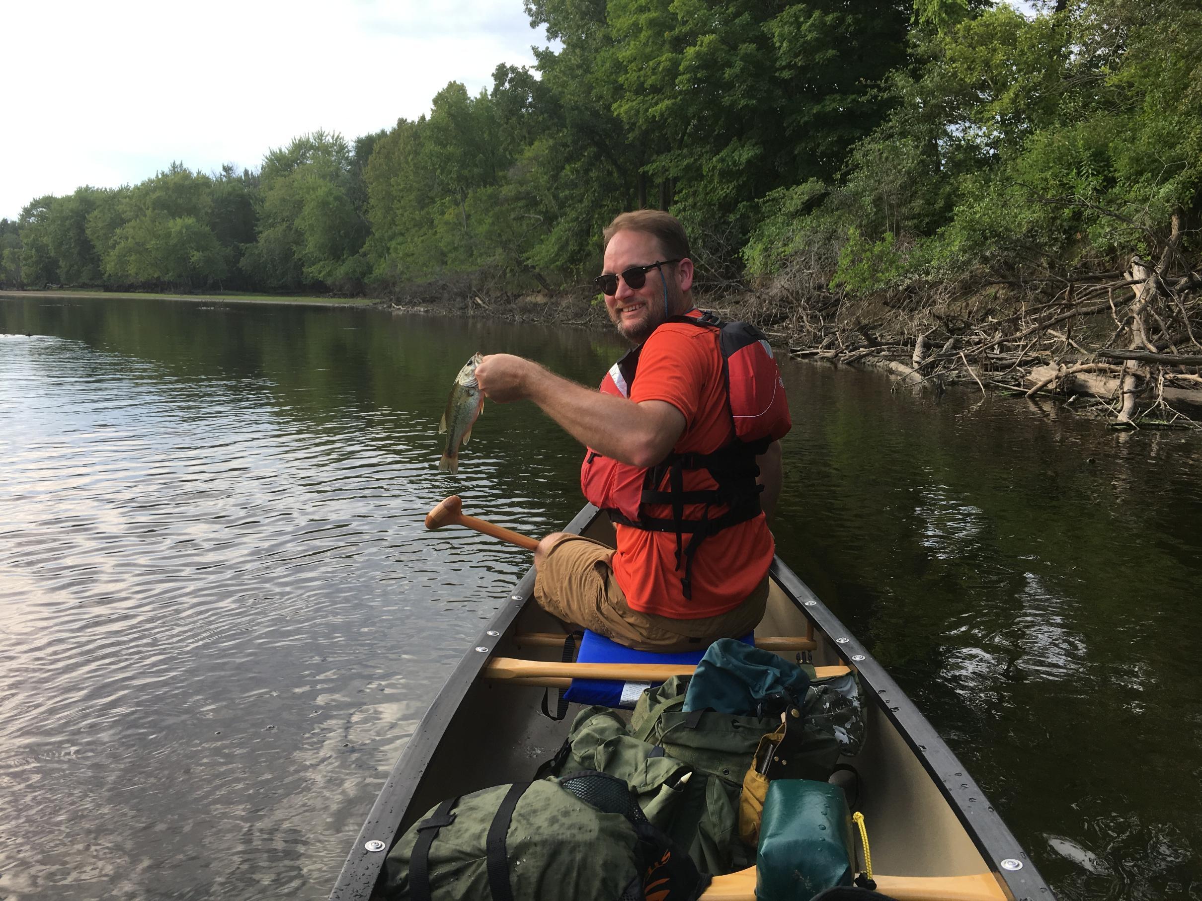 Des Plaines River Largemouth Bass