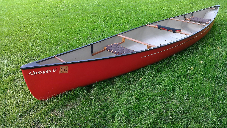 BWCA Canoe Review Swift Algonquin 17' Boundary Waters Gear Forum