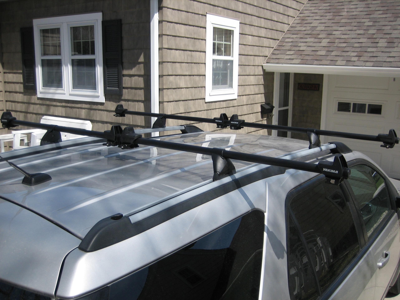 Bwca Subaru Outback Roof Rack Boundary Waters Gear Forum