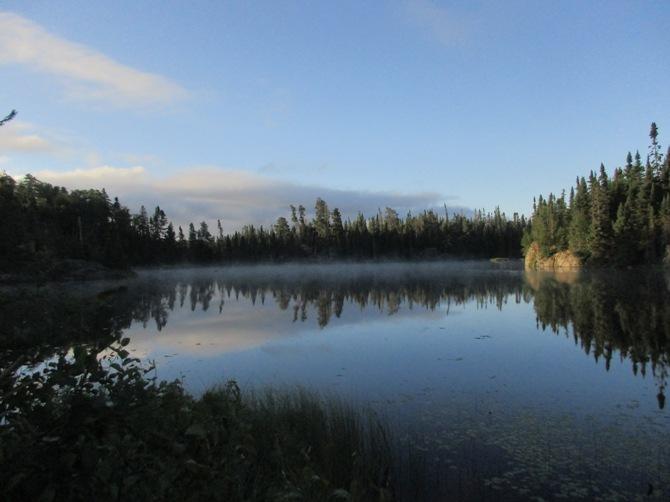 Snipe Lake Sunrise