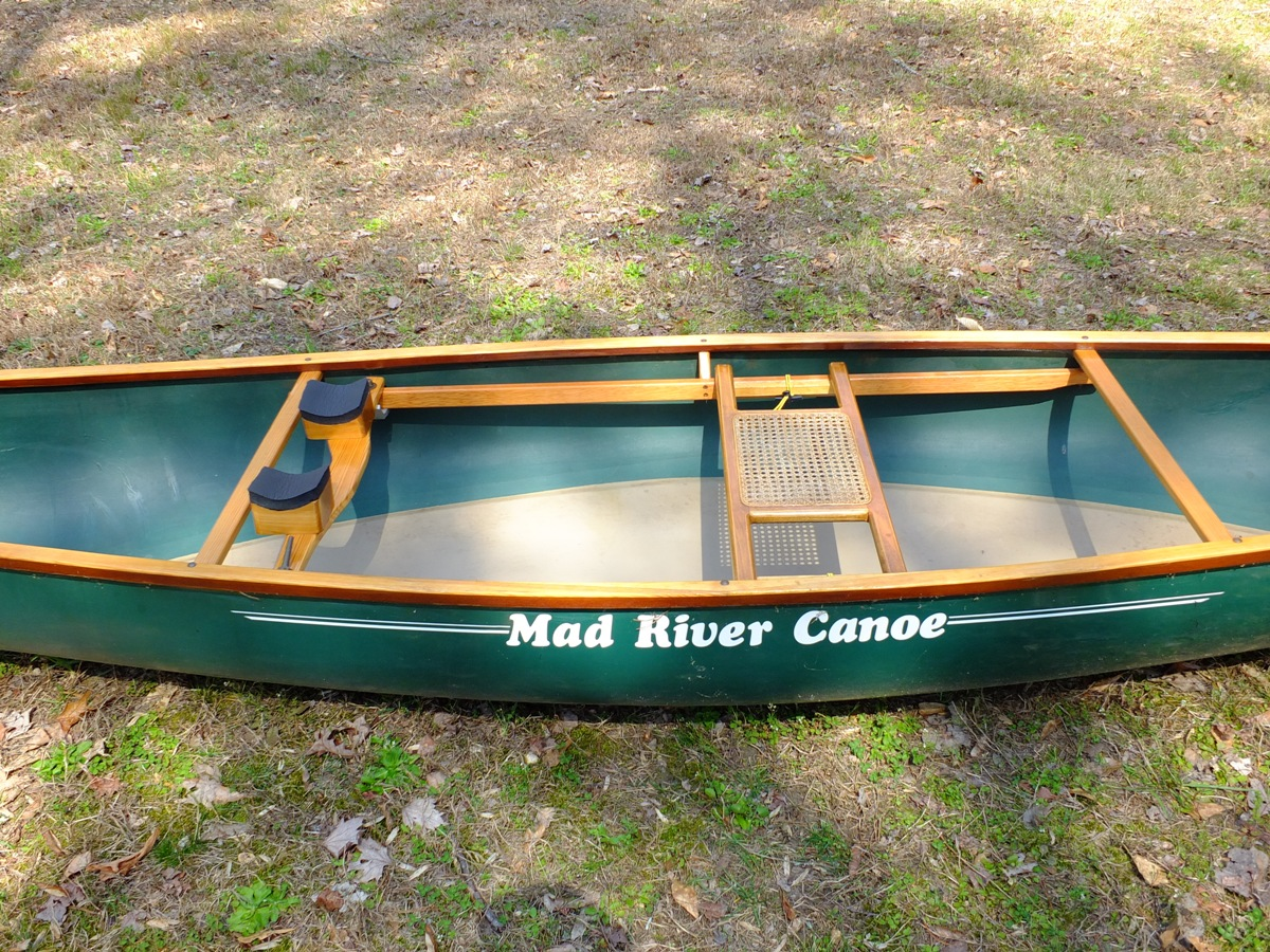 BWCA Setting up a solo canoe tips Boundary Waters Group
