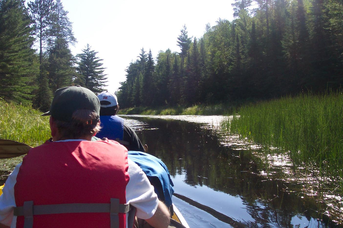 Into Mudro Lake