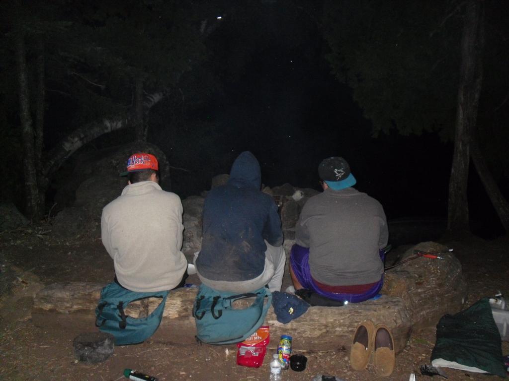 Sittin Round The Fire
