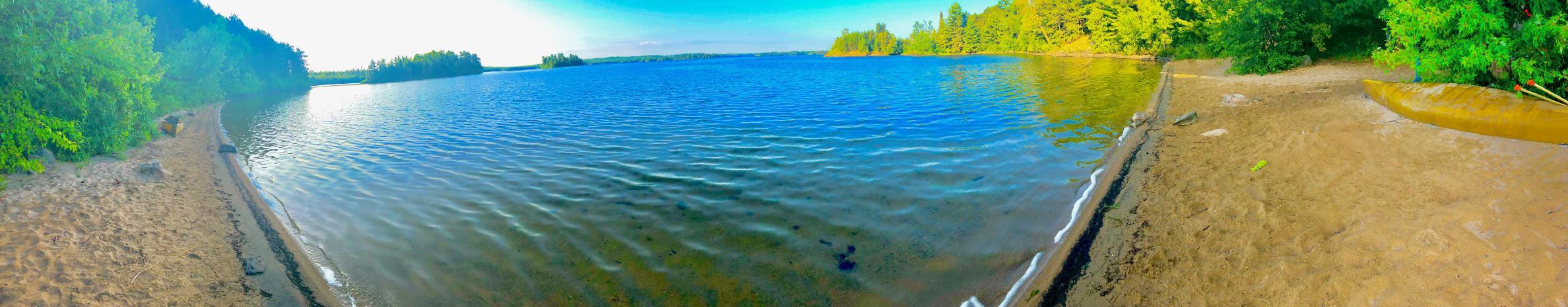 Washington Island Beach Site