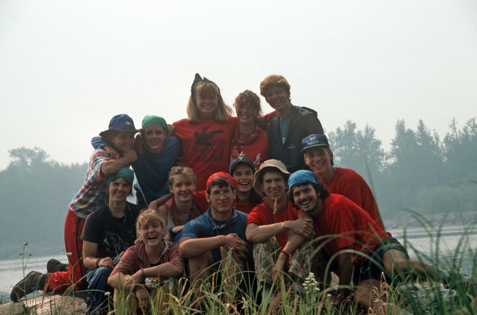 1989 Femmes and Hommes du Nord groups
