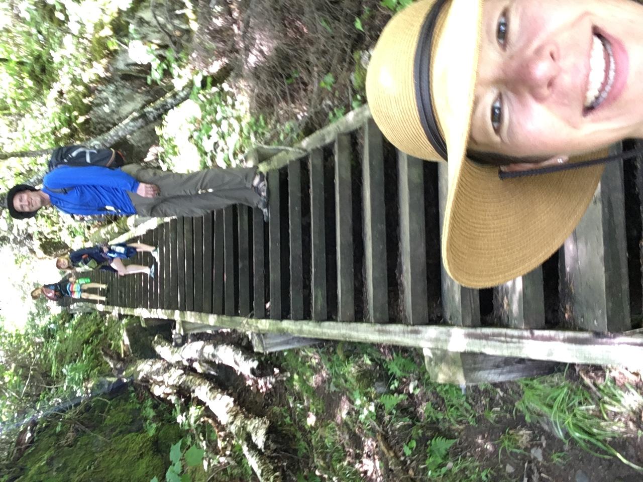 Stairway Portage