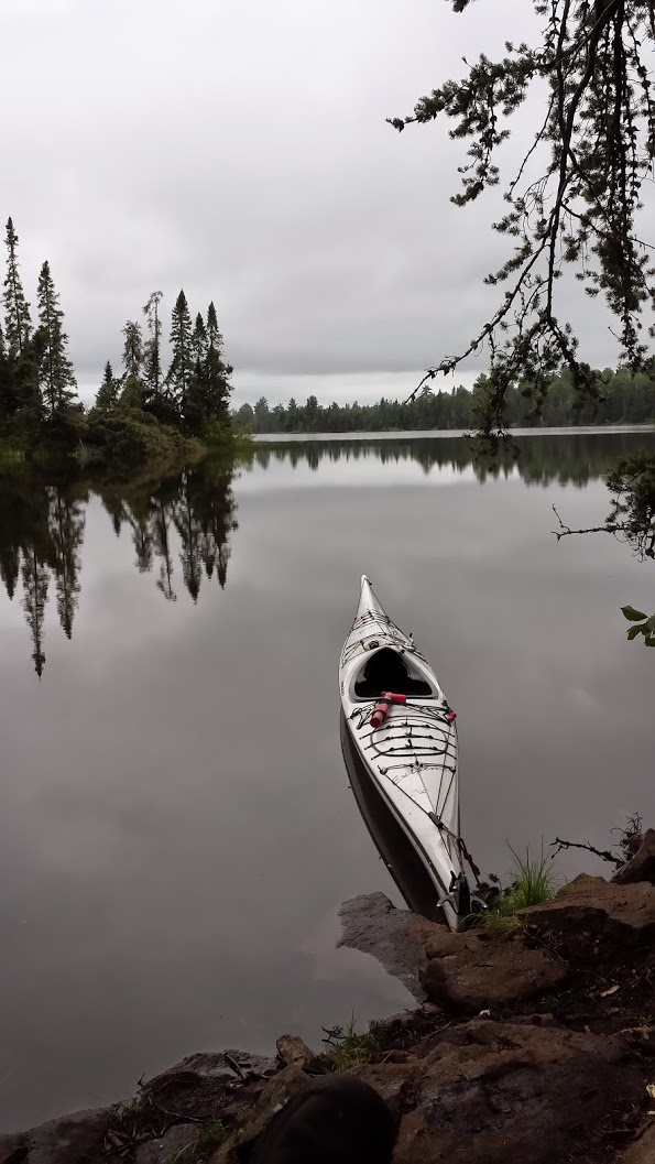 Front Porch - BWCA style