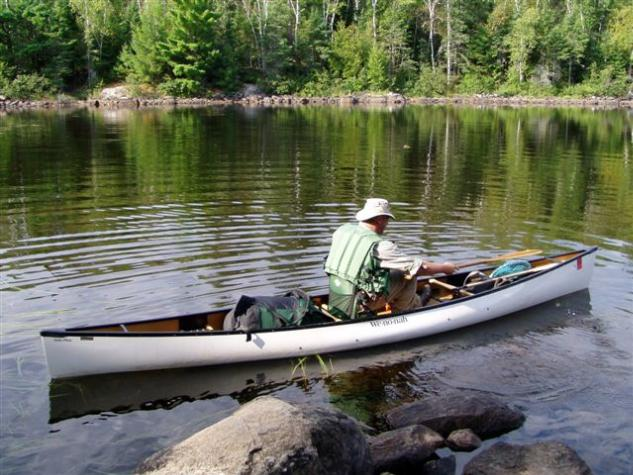 BWCA Canoe question Boundary Waters Listening Point