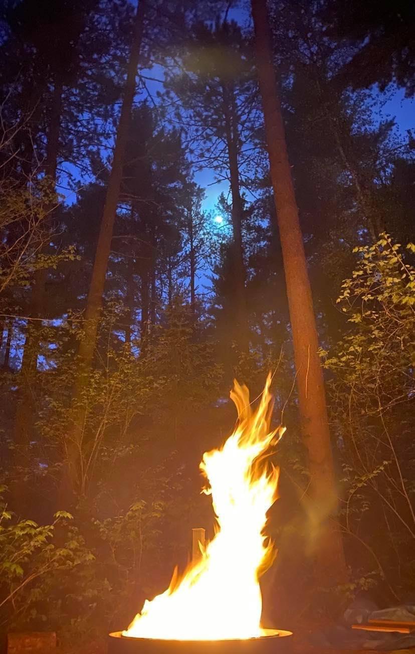 Full Moon Fire