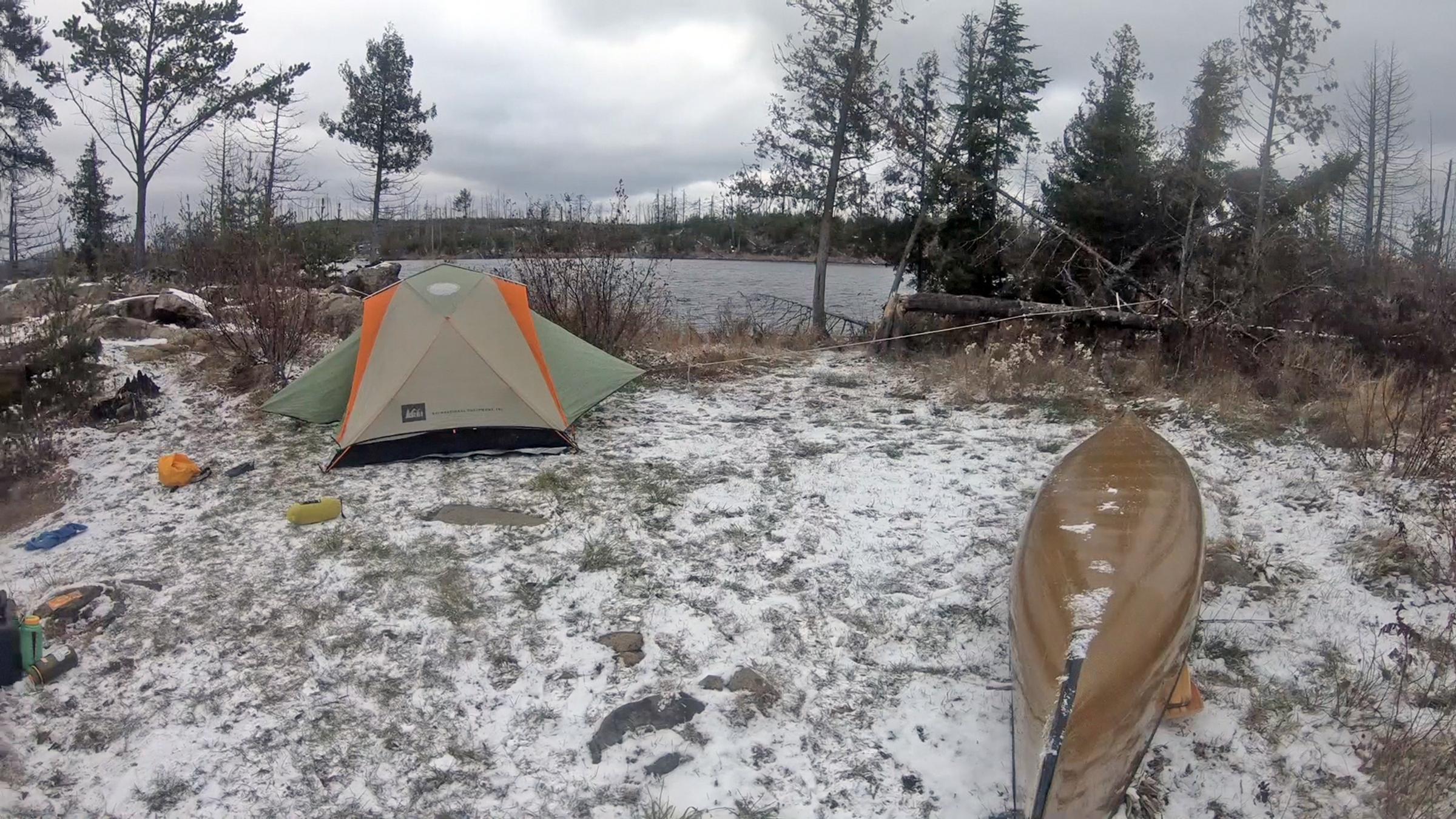 Hudson Campsite