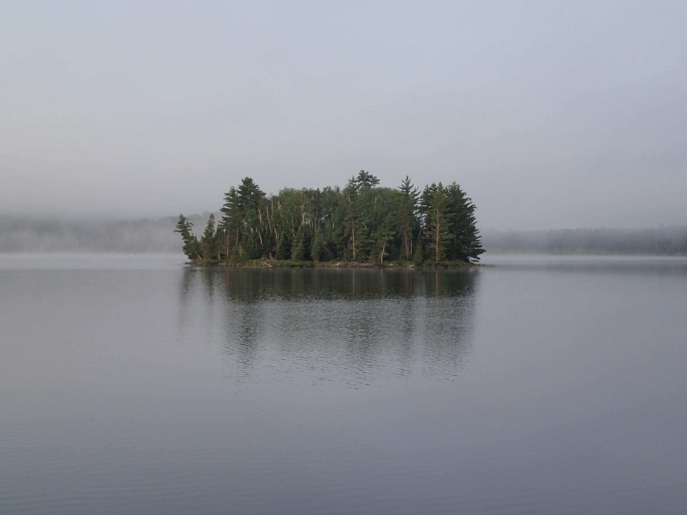 Shell Lake Island