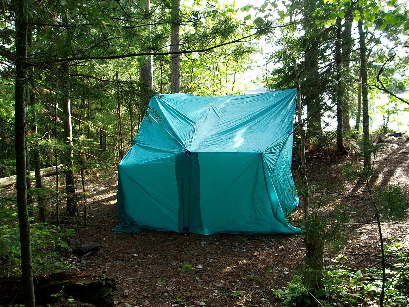 Bwca Wcd Baker Tent With Plans Boundary Waters Gear Forum