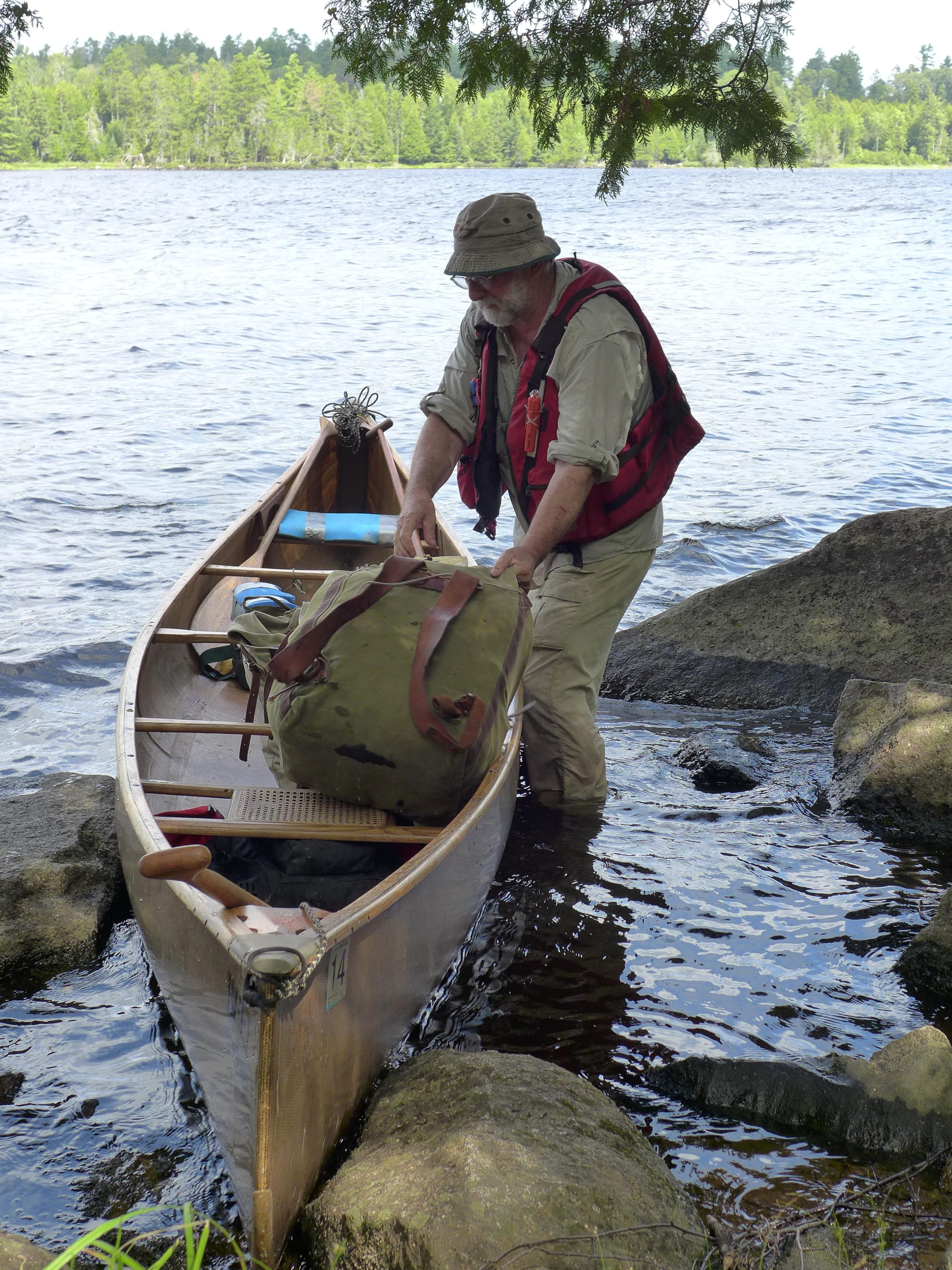 BWCA 16 foot prospector - best all purpose canoe? Boundary Waters