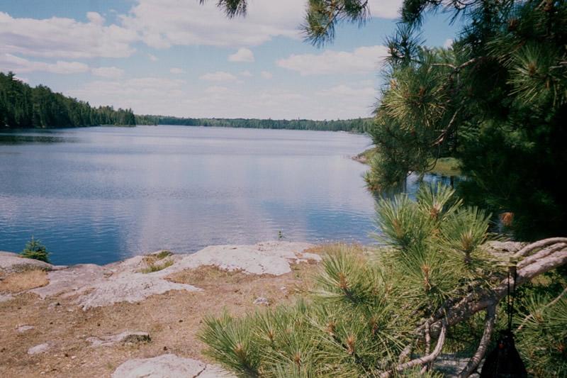 Moosecamp Lake