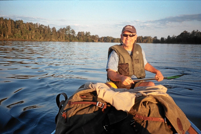 BW paddling