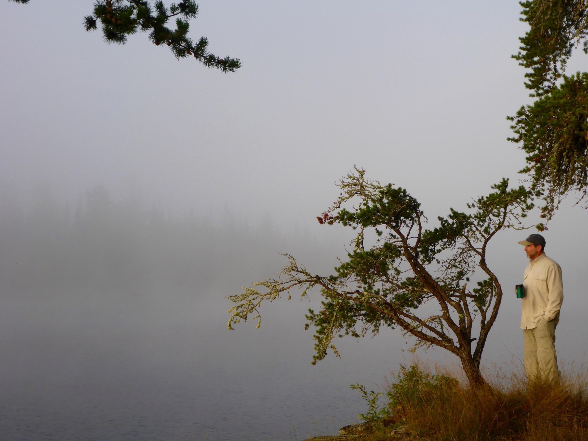 Foggy Tanner Morning